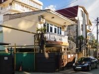 Сочи, улица Крупской, дом 10. индивидуальный дом