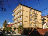 Сочи, улица Крупской, дом 32. гостиница (отель)