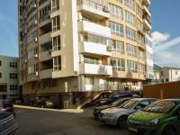 Сочи, Богдана Хмельницкого переулок, дом 8. многоквартирный дом