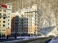Sochi, hotel Valset Apartments by HELIOPARK, Kamenka (Krasnaya Polyana) st, house 3