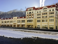 Sochi,  Lavanda (Krasnaya Polyana), house 1. multi-purpose building