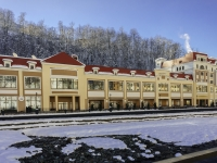 Sochi, Lavanda (Krasnaya Polyana) , house 1. multi-purpose building