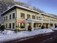 Sochi, restaurant Red Fox, Lavanda (Krasnaya Polyana) , house 3