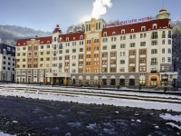 Sochi,  Lavanda (Krasnaya Polyana), house 4. hotel