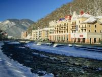 Sochi, embankment Panorama (Krasnaya Polyana), house 2/35Б. hotel