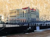 Sochi, hotel Radisson Hotel Rosa Khutor, Panorama (Krasnaya Polyana) embankment, house 4