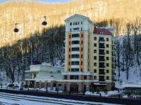 Sochi, st Olimpiyskaya, house 35/6. hotel