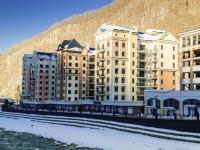 Sochi, st Olimpiyskaya, house 35/5. hotel