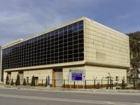 Сочи, улица Олимпийская (п. Красная Поляна), дом 10. многофункциональное здание