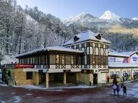 Sochi, sq Mzymta, house 1. restaurant
