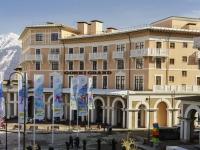 Сочи, улица Горная (Красная Поляна), дом 5. гостиница (отель) Gorki Grand