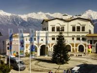 Сочи, улица Горная (Красная Поляна), дом 7. гостиница (отель)