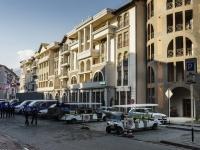 Сочи, улица Горная Карусель (Красная Поляна), дом 1. гостиница (отель)