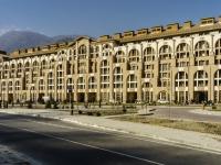 Сочи, улица Горная Карусель (Красная Поляна), дом 3. гостиница (отель)