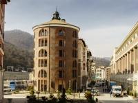 Сочи, улица Горная Карусель (Красная Поляна), дом 4. гостиница (отель)