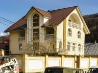 Сочи, улица Защитников Кавказа (Красная Поляна), дом 6. индивидуальный дом