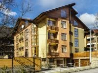 Сочи, улица Защитников Кавказа (Красная Поляна), дом 7. гостиница (отель)