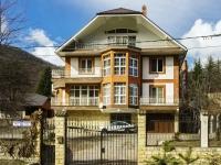 Сочи, улица Защитников Кавказа (Красная Поляна), дом 25. гостиница (отель)