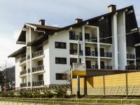 Сочи, улица Защитников Кавказа (Красная Поляна), дом 29. гостиница (отель)