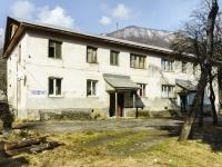Сочи, улица Защитников Кавказа (Красная Поляна), дом 49. многоквартирный дом