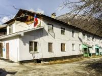 Сочи, улица Защитников Кавказа (Красная Поляна), дом 53. многоквартирный дом