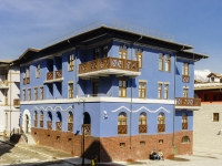 Sochi, st Snezhnaya, house 2. multi-purpose building