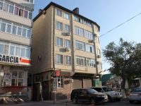 Anapa, st Astrakhanskaya, house 7. Apartment house