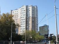 Анапа, улица Толстого, дом 140. многоквартирный дом