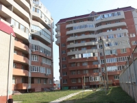Anapa, Omelkov st, house 20. Apartment house