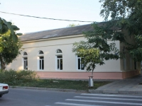 Анапа, улица Ивана Голубца, дом 13А. спортивная школа ДЮСШ №4
