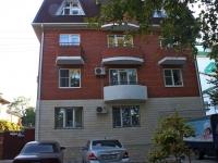 Анапа, улица Ивана Голубца, дом 16. многоквартирный дом