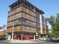 Анапа, улица Ивана Голубца, дом 30. многофункциональное здание