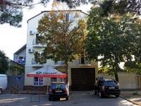 """Анапа, улица Ивана Голубца, дом 43. гостевой дом  """"Пирамида"""""""