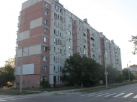 Anapa, Ivan Golubets st, house 103. Apartment house