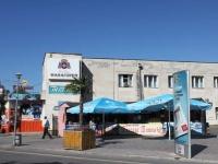 Анапа, стадион Спартак, улица Гребенская, дом 4