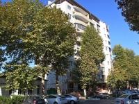 Anapa, st Grebenskaya, house 78. Apartment house
