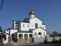 Анапа, храм Преподобного Серафима Саровского, улица Гребенская, дом 82