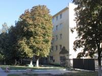 Anapa, Grebenskaya st, house 93. Apartment house