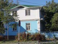Anapa, Grebenskaya st, house 116. Apartment house