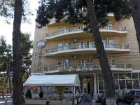 Anapa, hotel Ясон, Lenin st, house 28