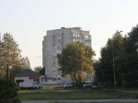Anapa, Lenin st, house 157. Apartment house
