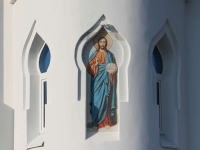 "Anapa, temple Иконы Божией Матери ""Державная"", Lenin st, house 176"