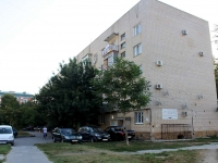 Anapa, Lenin st, house 177. Apartment house