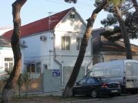 Анапа, улица Крепостная, дом 15А. индивидуальный дом