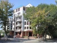 Анапа, гостиница (отель) Мишель, улица Крепостная, дом 65