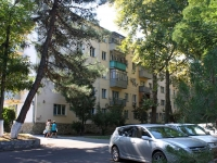 Anapa, st Protapova, house 60. Apartment house