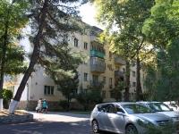 Анапа, улица Протапова, дом 60. многоквартирный дом