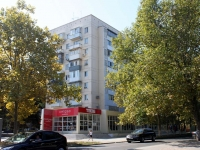 Anapa, Protapova st, house 88. Apartment house