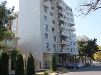 Anapa, Protapova st, house 90. Apartment house