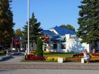 阿纳帕, 购物中心 Лабиринт, Krasnodarskaya st, 房屋 1